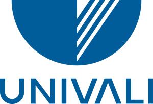 Univali_Azul Logo